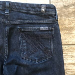 7 For All Mankind Flynt Slim Bootcut Jeans